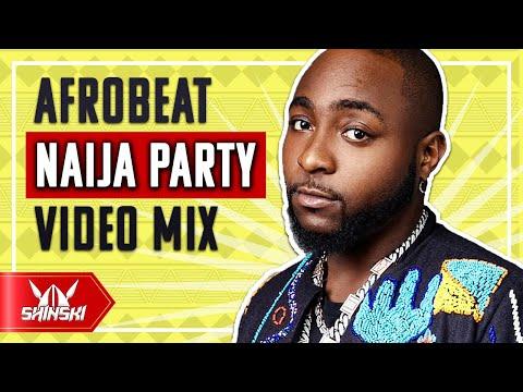 🔥BEST OF AFROBEAT NAIJA OVERDOSE VIDEO MIX 2021 DJ Shinski Wizkid Davido Joeboy Burna Boy