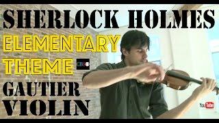Sherlock Holmes Theme Violin