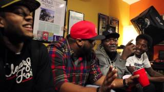 Clear Soul Forces | #TheJoint Interviews