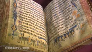 London, England: Treasures of the British Library
