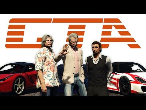 The Grand Tour GTA 5 Trailer