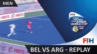Belgium v Argentina - Men's Hockey Junior World Cup Lucknow