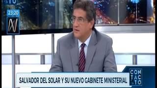Canal N | Juan Sheput opinó sobre la denuncia de Karina Beteta contra Daniel Salaverry