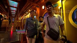BROWNIS JALAN JALAN - Ketakutan! Ruben Bikin Nangis Bunda Di Hongkong (20/5/18) Part 2