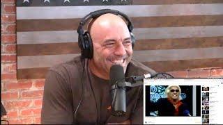 Joe Rogan on Ric Flair'sTrash Talking
