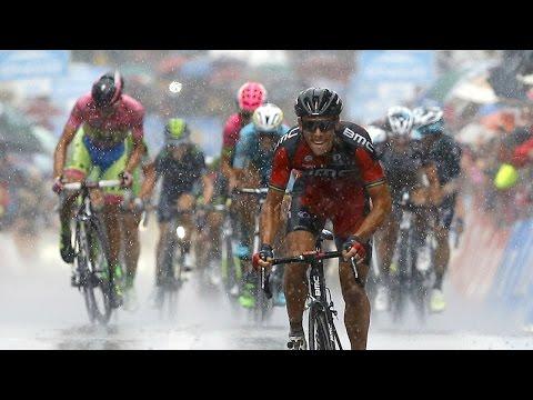Cycling Trailer - Belgians Best 2015