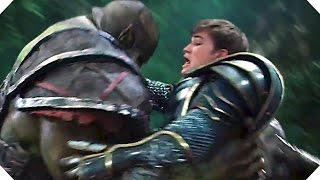 WARCRAFT - Forest Battle - Movie CLIP