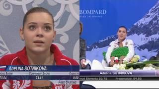 Kim Yuna Adelina Sotnikova Sochi 2014 Scandal