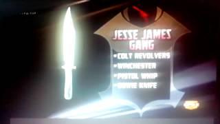 Deadliest warrior weapons jesse James al capone