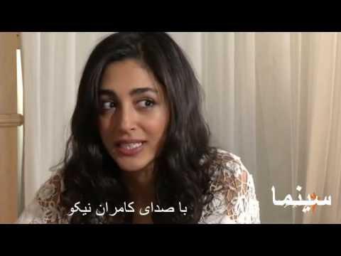 گلشیفته فراهانی دختر زیبای ایرانی - 2016