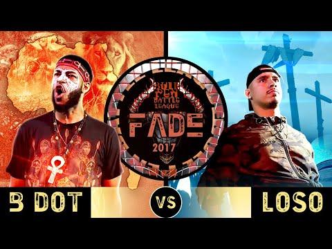 LOSO vs B DOT (Christianity vs Kemetic Science rap battle) hosted by JJDD | BULLPEN BATTLE LEAGUE