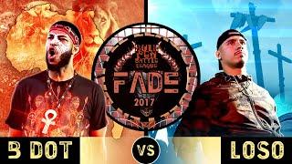 LOSO vs B DOT (Christianity vs Kemetic Science rap battle) hosted by JJDD   BULLPEN BATTLE LEAGUE