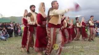 Karin Armenian Folk Dance Ensamble at Tatev