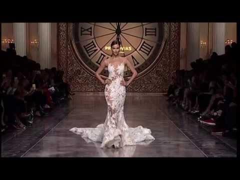 Pronovias 2016 Fashion Show