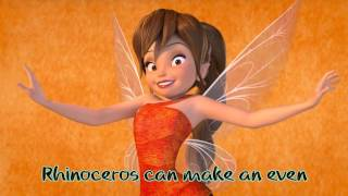 TinkerBell and The Legend of The NeverBeast   Tink'n About Animals