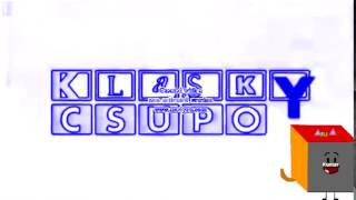 Klasky Csupo No Music Enhanced with Electronic Sounds