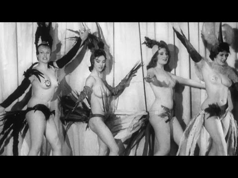 Soho Striptease Clubs (1958) - extract
