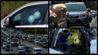 Ante crisis, brasileños se vuelcan a autos blindados usados