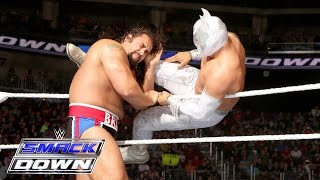 Sin Cara vs. Rusev: SmackDown, May 12, 2016
