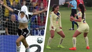Crazy Goal Celebrations in WOMEN