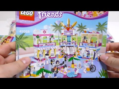 LEGO Friends 41058 - Heartlake Shopping Mall 2015 Set