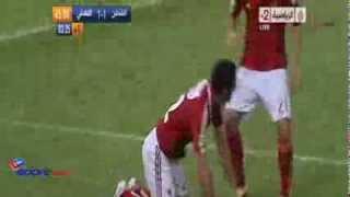 اهداف مباراة القطن الكاميروني 1-1 الأهلي المصري دوري أبطال أفريقيا (2013/10/6) Cotton 1-1 Al-Ahli