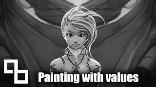 Painting with Values