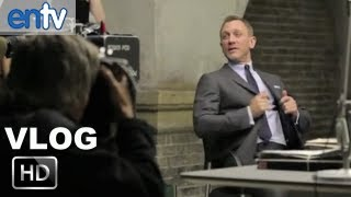 "James Bond Skyfall ""Costumes"" Video Blog 7 [HD]: Inside The Closet Of James Bond: ENTV"