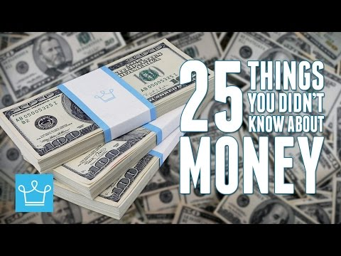 25 Things You Didn't Know About