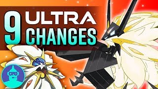9 Changes to Pokemon Ultra Sun and Moon   The Leaderboard