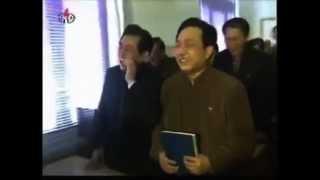 애니메이션 칸코레 3화 시청한 북한주민들