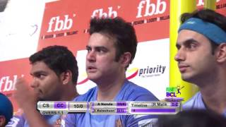 Frooti BCL Episode 22 – Chennai Swaggers vs. Chandigarh Cubs