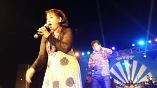 Tu tu tu tutu tara poornima shreshtha live in Concert with Swaralipi Musical Events at sagar college