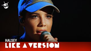 Halsey covers Justin Bieber's 'Love Yourself' for triple j's Like A Version