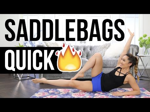 Xxx Mp4 Quick Burn SADDLEBAGS Slimdown Best Outer Thigh Workout 3gp Sex