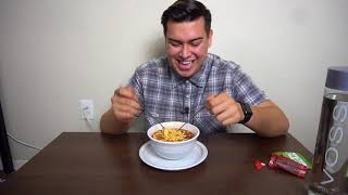 I ATE SPICY NOODLES AGAIN- KPXII