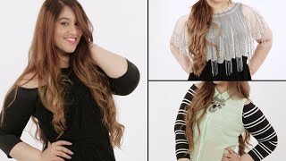 How To Add Sleeves To Any Outfit | Stitch-Free