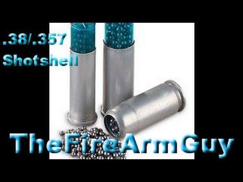 38/.357 Revolver Shot Shell Range Test - TheFireArmGuy