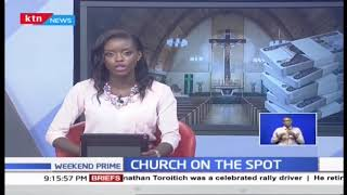 Raila Odinga hits back at the church, says they receive proceeds of corruption