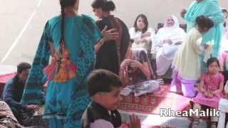 The beauty of traditional Pakistani weddings