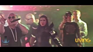 La Pelicula - Cosculluela feat J Alvarez (EN VIVO) TOP COLOMBIA