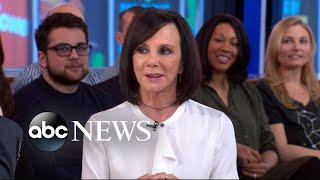 Marcia Clark talks new ABC drama 'The Fix' l GMA