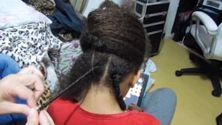 Como fazer cachos definidos no cabelo crespo