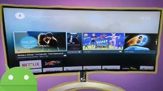 Como Instalar Android en Cualquier Televisión TV | Netflix, Google Play, Juegos