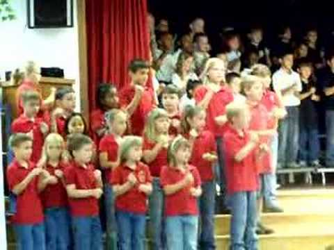 Bomar - End of Year 2006 Concert Tyndall Elementary