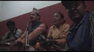 Kin Garxau Ahankar By Bibek Prasad Silwal