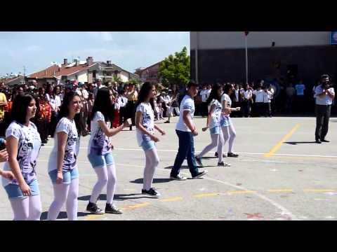 Gustavo Lima Balada Turhan Feyzioğlu İlkokulu 8.Sınıflar Dans Gösterisi