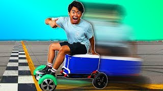 HOVERBOARD ATTACHMENTS That You Never Knew Existed!