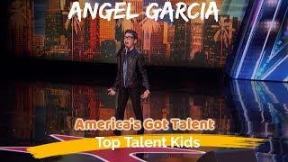 Angel Garcia Sings Spanish Hit, El Triste - America