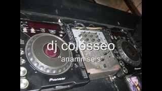 Dj Colosseo mix ''Αναμνήσεις
